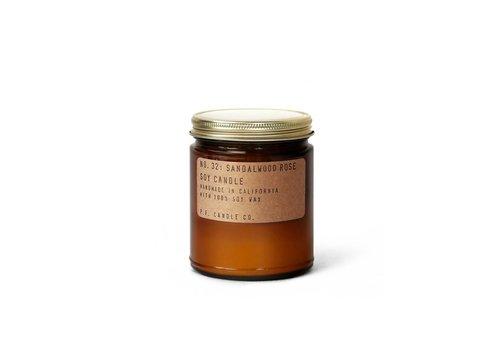 PF Candle Sandalwood Rose Soy Candle