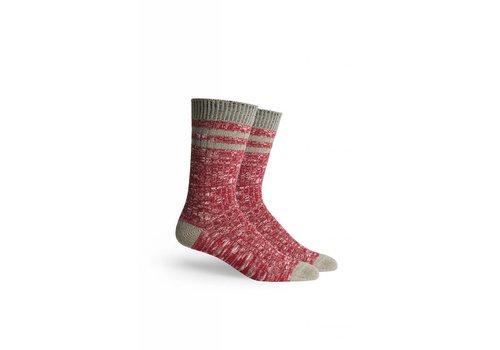Richer Poorer Stitcher Crew Socks
