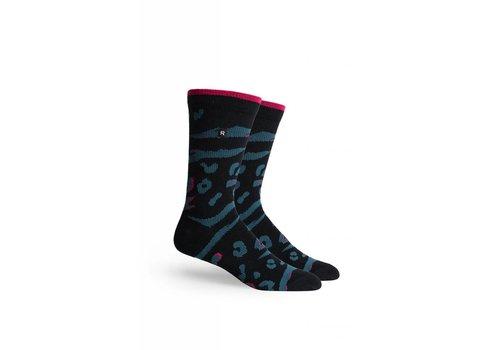 Richer Poorer Night Vision Crew Socks