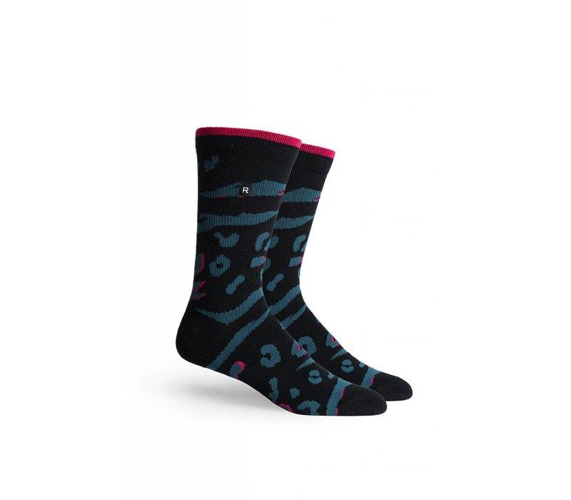 Night Vision Crew Socks