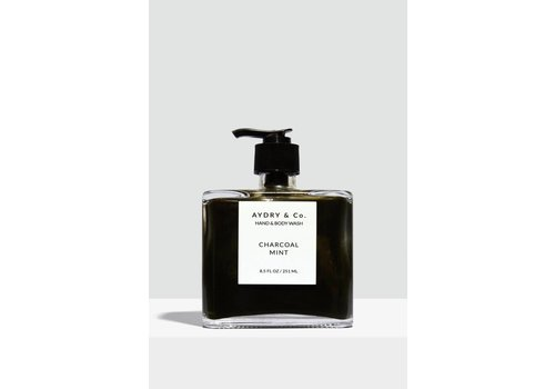 Aydry & Co. Charcoal Mint Hand & Body Wash
