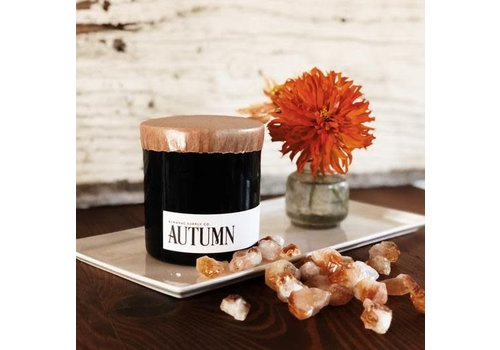 Almanac Supply Co Autumn Soy Jar Candle