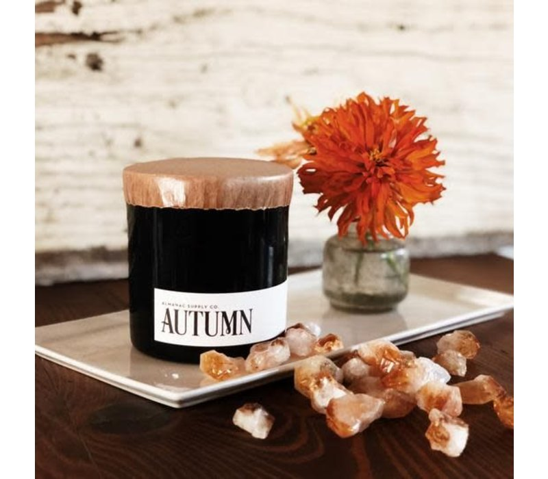 Autumn Soy Jar Candle