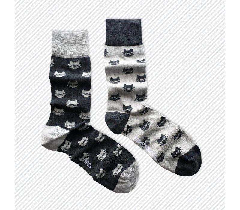 Cats Mismatch Socks