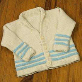 Appalachian Baby Design Blue Hill & Holler Cardigan Kit - 1014