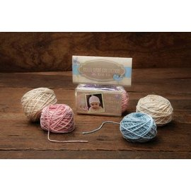 Appalachian Baby Design Hill & Holler Hat Kit - Blue - 1014-4