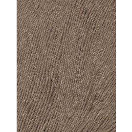 Lana Gatto Fresh Linen #8175 Brown Skein