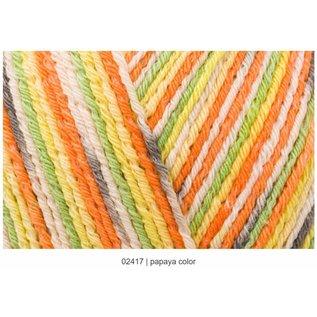 Regia Regia Cotton Color Tutti Frutti #02417 Papaya