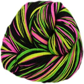 String Theory Colorworks Continuum Sock - Luciferin