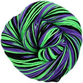 String Theory Colorworks Infinity Superwash Sock Set - Plutonium