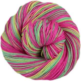 String Theory Colorworks Entanglement Merino/Nylon - Della Protein