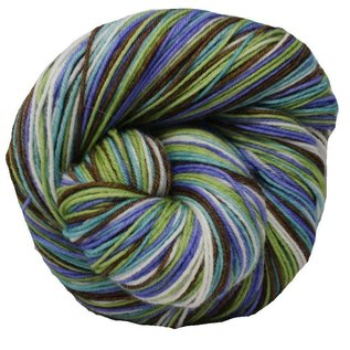 String Theory Colorworks Entanglement Merino/Nylon - Large Hadron Collider