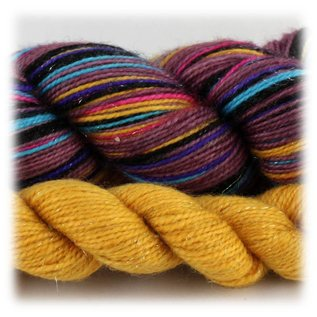 String Theory Colorworks Photon Sock Set - Decapod