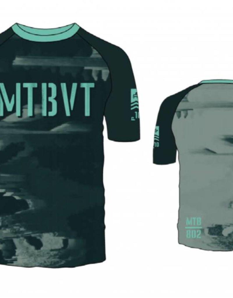 MTBVT MTBVT Glitch Camo Jersey