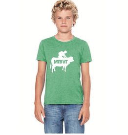 MTBVT MTBVT Youth Cow Rider Tee