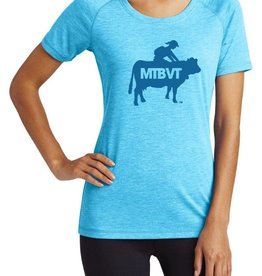 MTBVT WMNS Jersey Reg. Heather MTBVT Lady Cow