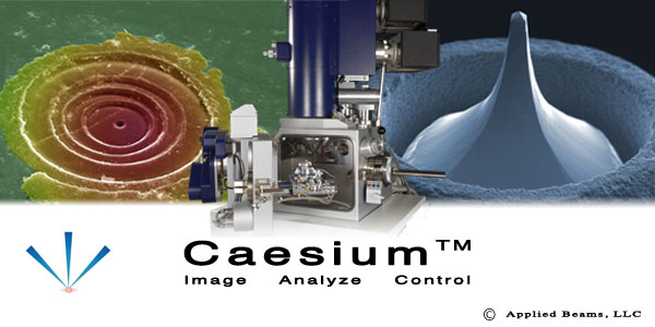 Caesium control system from Applied Beams