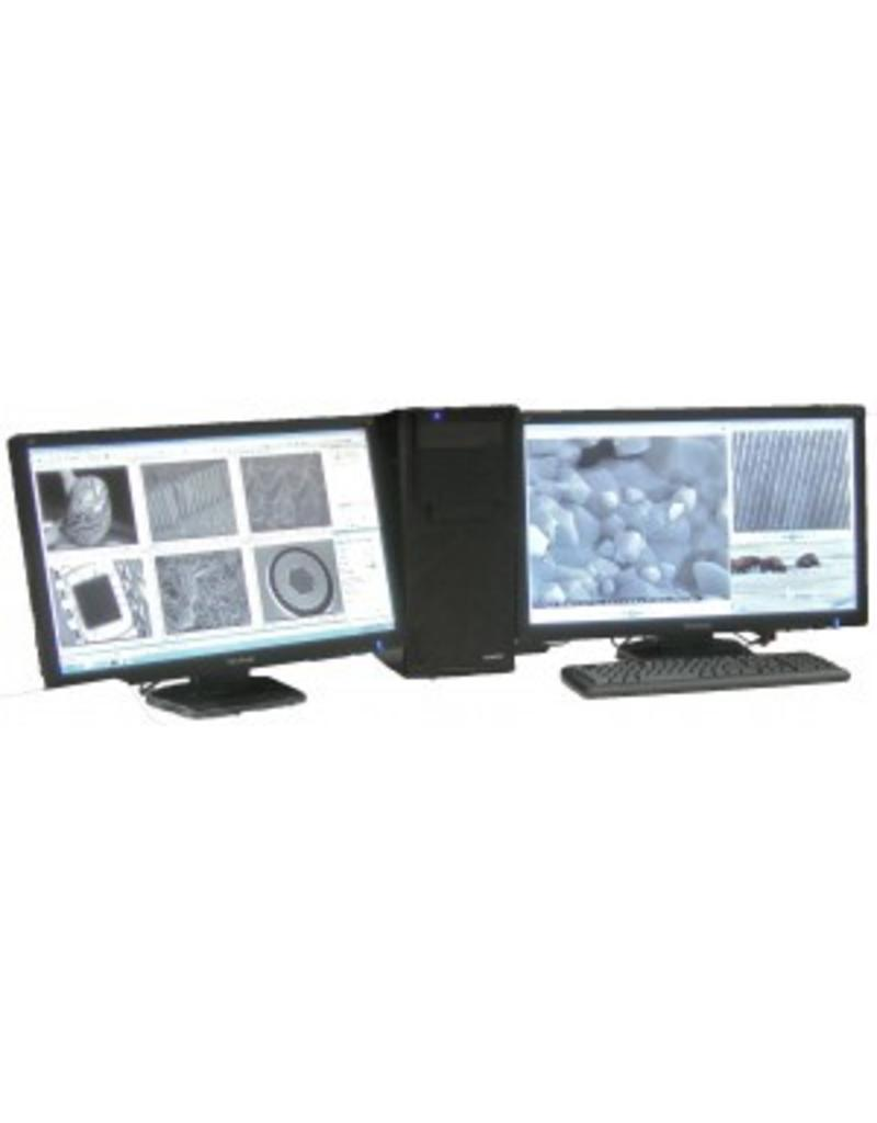 Caesium Control System Upgrade for CamScan SEMs