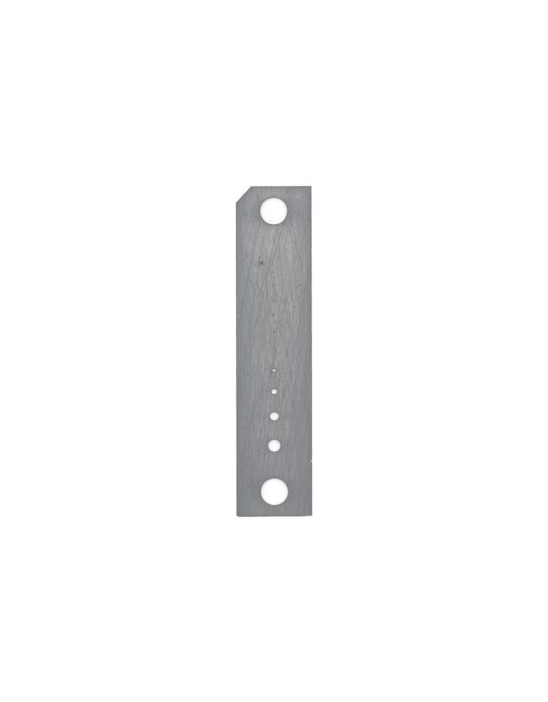 Aperture strip for FEI Pre-lens FIB column