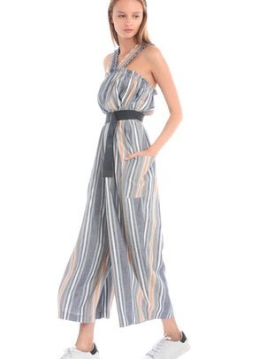 Jumpsuits Wide Leg Jumpsuit