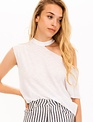 tops Alicia Cut out Tee