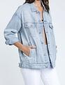 jackets Celeste Star Oversized Jacket