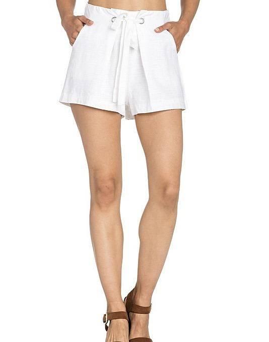 shorts Andrea Shorts W/Pockets