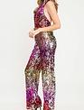 Jumpsuits Multicolor Sequin Jumpsuit