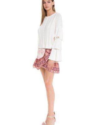 Skirt Pradera Mini Skirt