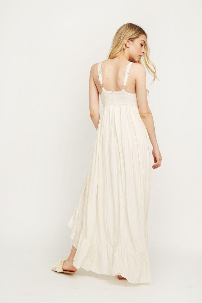maxi Striped Maxi Dress