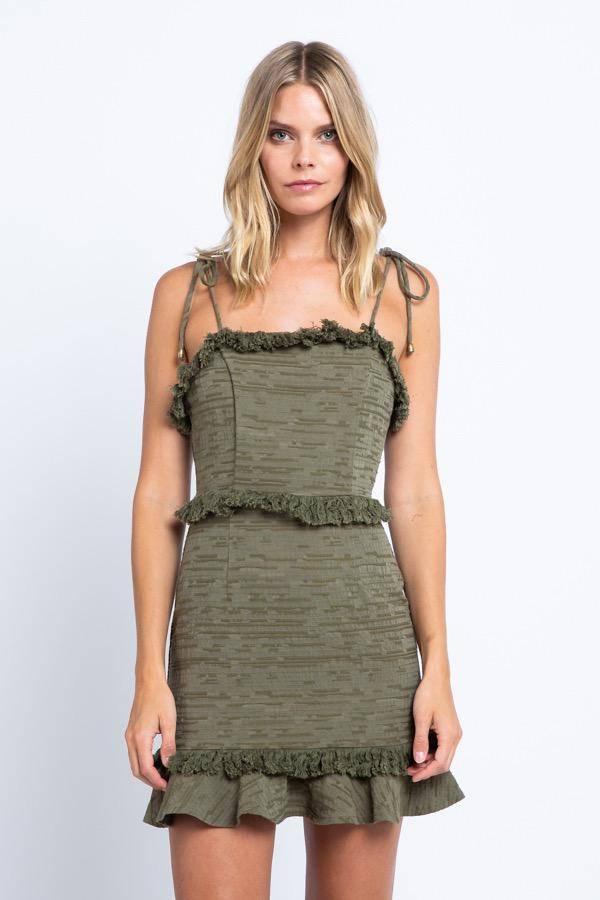fa86815868 dresses Amaro Linen Mini Dress - Atik Shop
