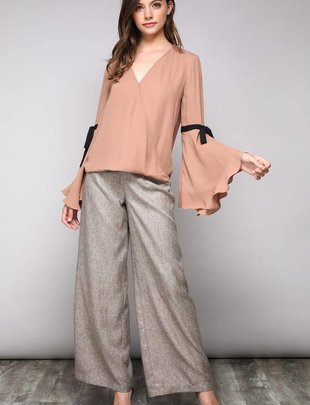 Bottoms Wide Leg Pants