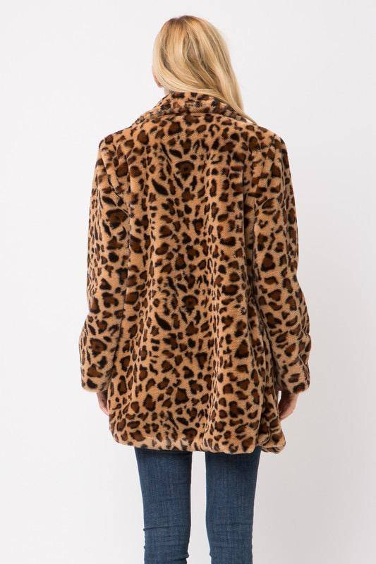 jackets Rocky Fur Jacket