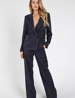 Bottoms High Waisted Flare Dress Pants