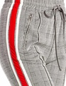 Bottoms Plaid Tuxedo Pant