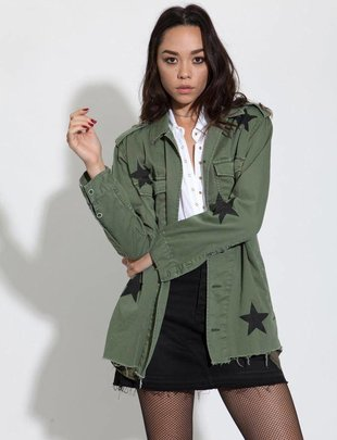 jackets Camilo Military Jacket