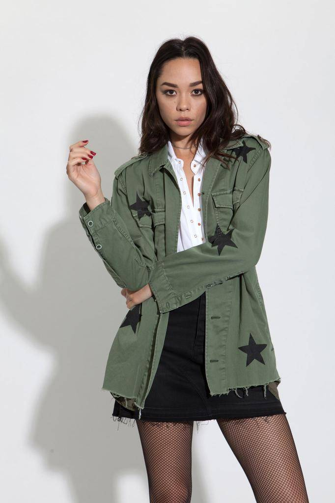 jackets Camilo Military Jacket