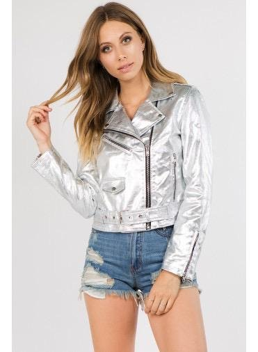 jackets Linda Moto Jacket