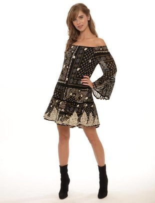 dresses Briana Printed Dress