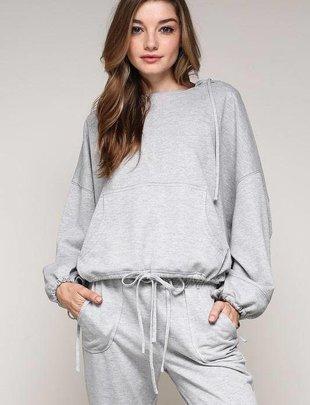 sweaters Glitter Hoodie Sweatshirts