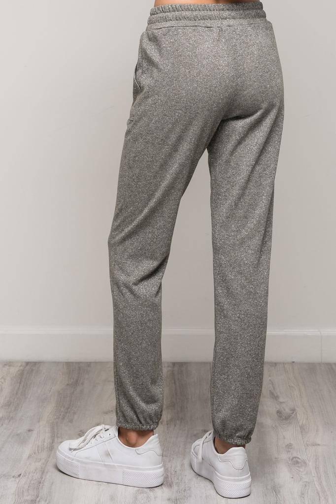 Bottoms Glitter Jogger Pants