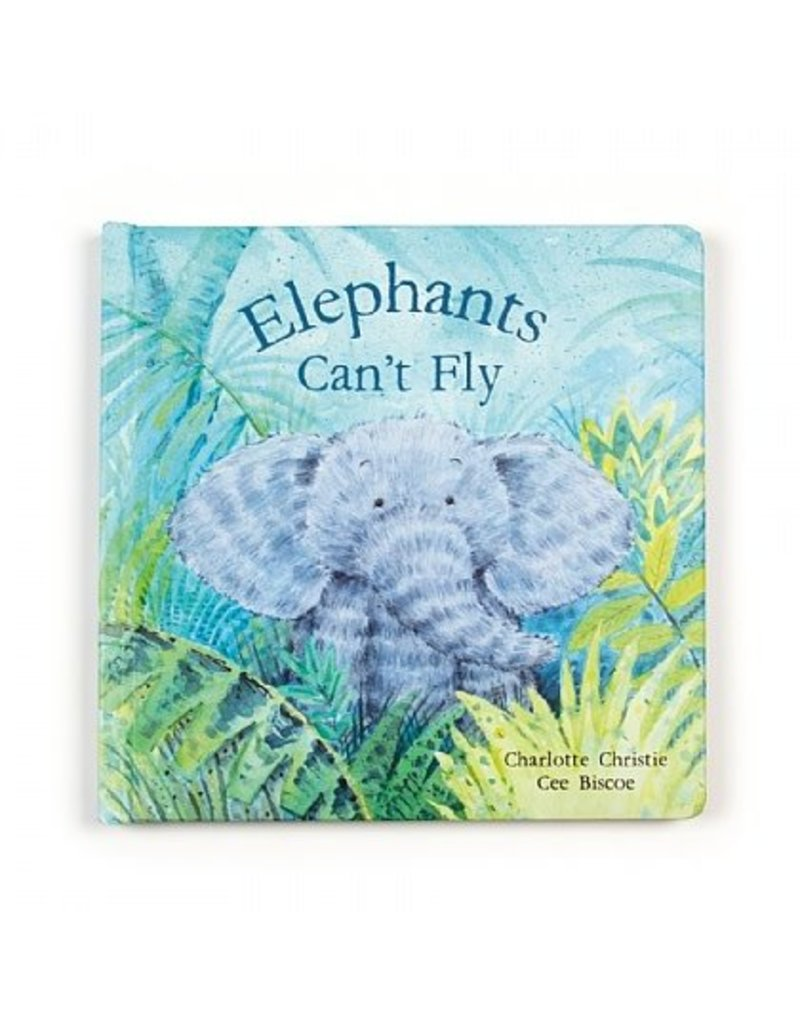 Book, Elephants Can't Fly
