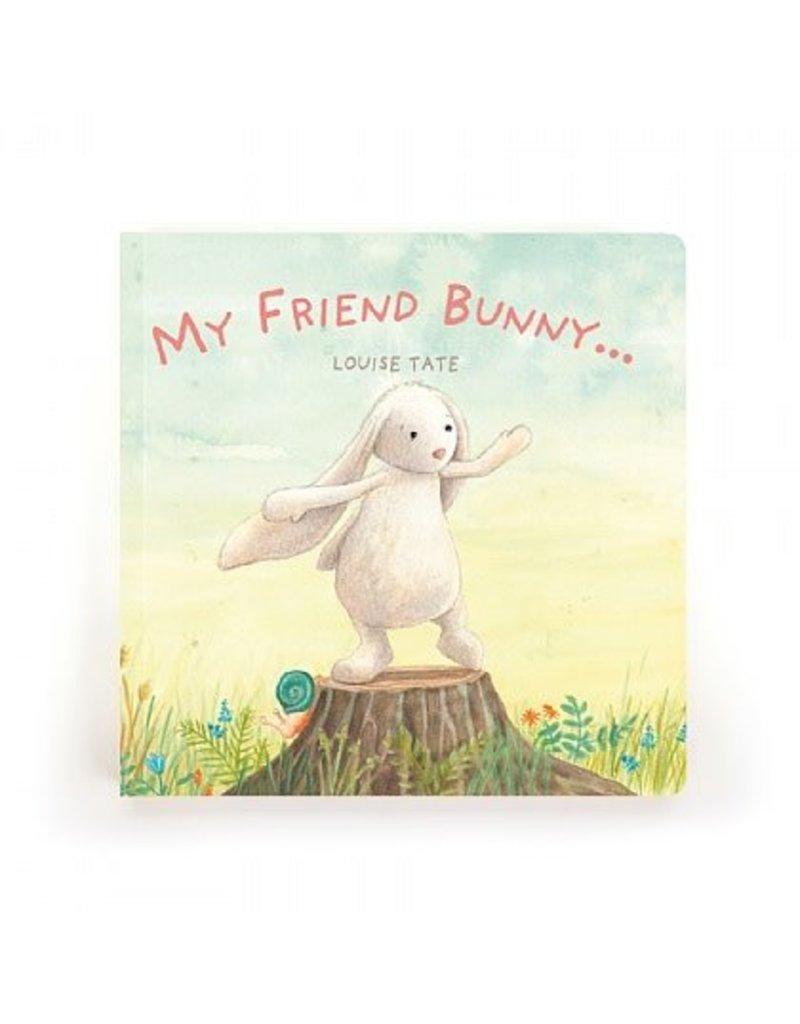 Book, My Friend Bunny
