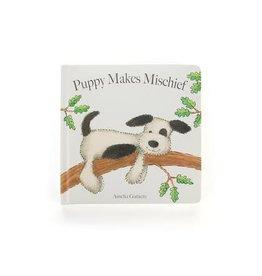 Book, Puppy Makes Mischief