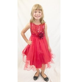 Dress, Sequin/Tulle