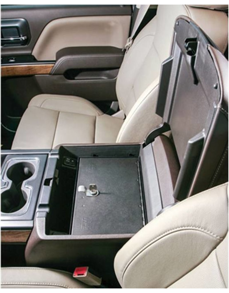 Tuffy Security Tuffy GM Truck and SUV Security Console Insert