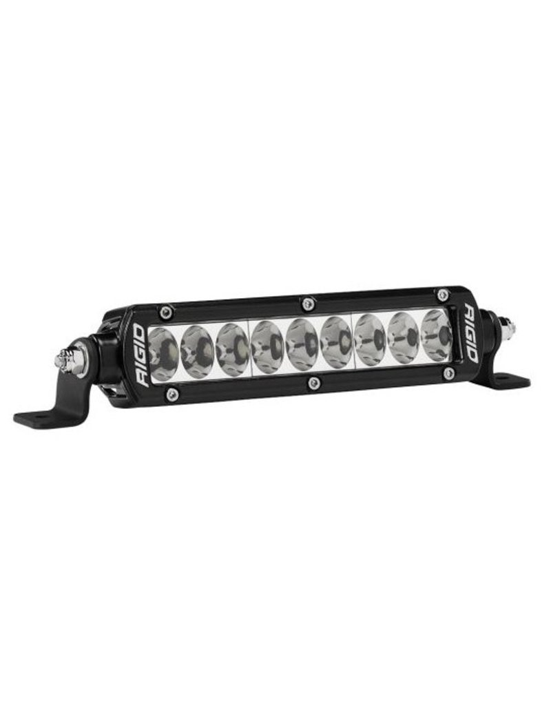 Rigid Lighting 6 Led Sr2 Light Bar Top Notch Accessories Llc Also Dodge Ram With On Wiring Industries