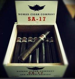 Nomad Cigar Company NOMAD SA-17 LANCERO BOX