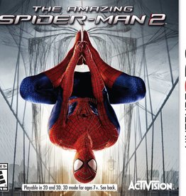 529db8020cab24 The Amazing Spiderman 2 - 3DS PrePlayed