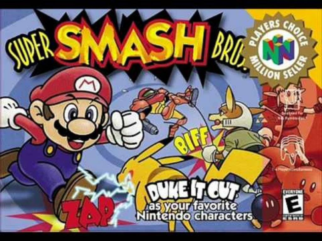 SUPER SMASH BROS  Character Battle Themes: 64 by dcb2art on